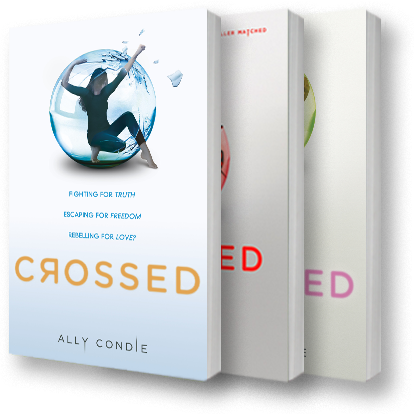 Crossed UK cover